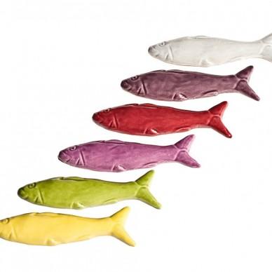 Set de six sardines