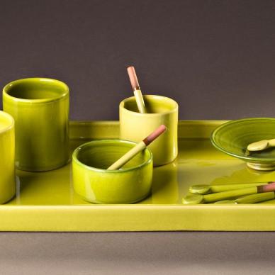 Set of rectangular Tray...