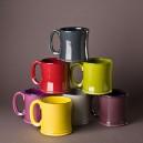 Mug design de toutes les couleurs poterie ceramique