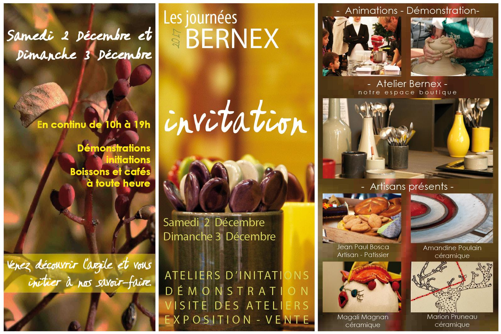 Journées Bernex - Manifestation -Exposition