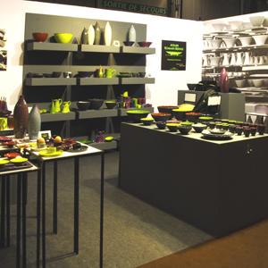 exposition de poterie Bernex design à Aubagne